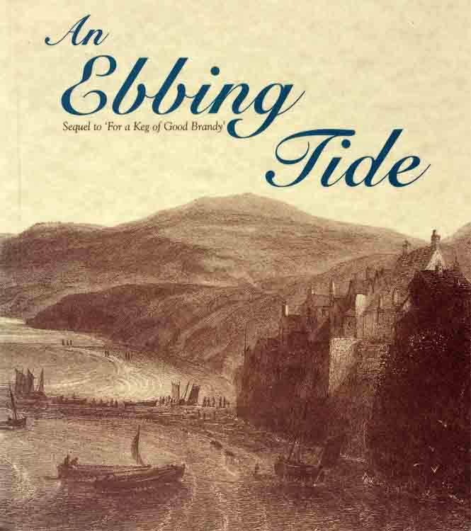 Cover for An Ebbing Tide by Patricia Labistour