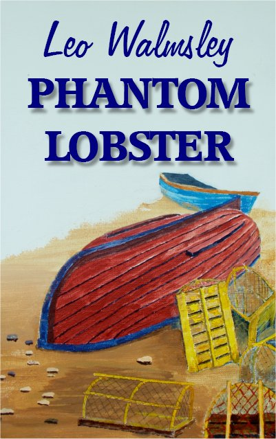 Phantom Lobvster by Leo Walmsley