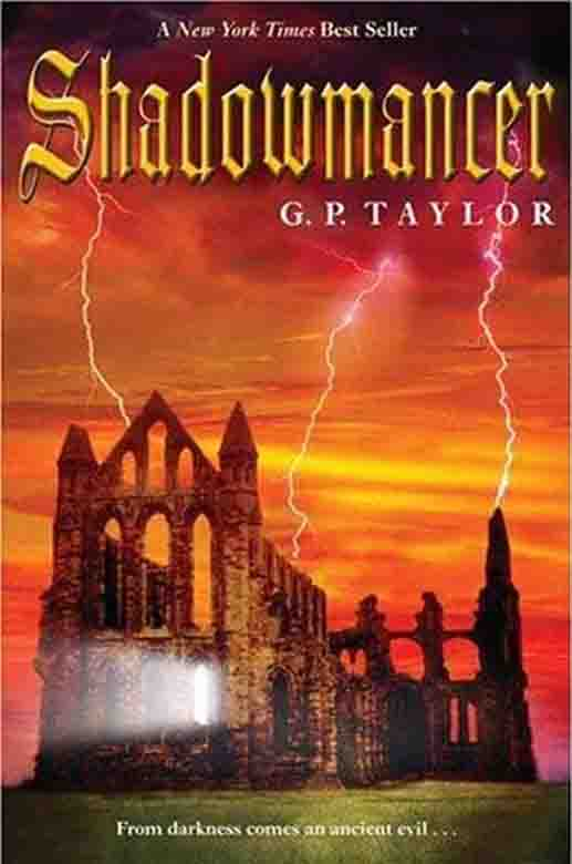 Cover for Shadowmancer